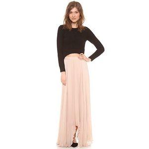 Alice + Olivia Norris Pleated Skirt